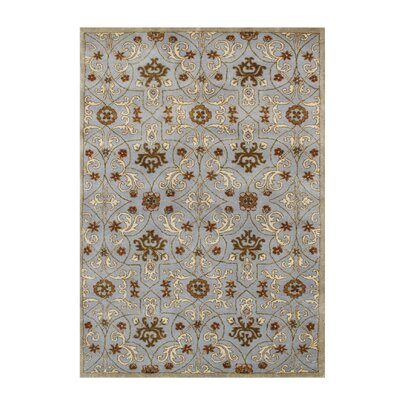 Alliyah Pearl Blue Area Rug