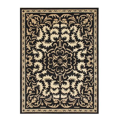 Alliyah Medallion Area Rug Rug Size: 8 x 10