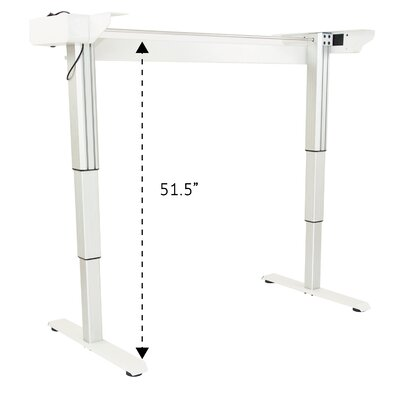 Adjustable Standing Desk Conversion Unit