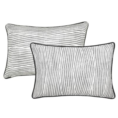 Print Lumbar Pillow