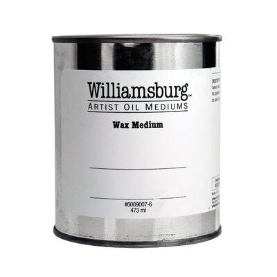 Wax Medium Capacity: 16 Oz