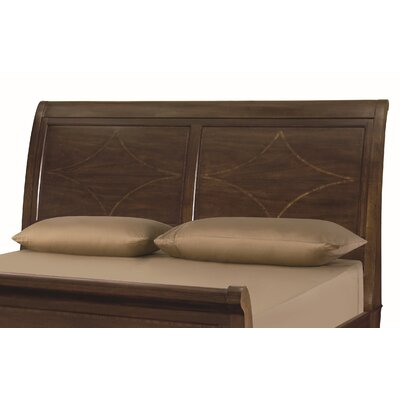 Duffy Sleigh Headboard Size: King / California King