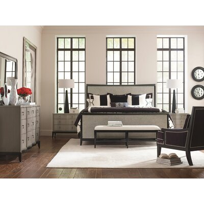 Bonif�cio Panel Configurable Bedroom Set