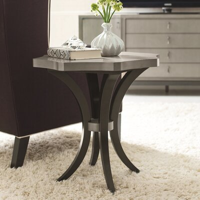 Jessenia Round End Table