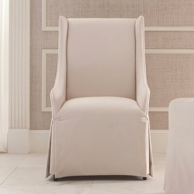 Jessenia Upholstered Parsons Chair (Set of 2)