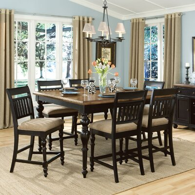 Legacy Classic Furniture on Legacy Classic Furniture Highland Hills Rectangular To Square Pub