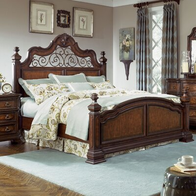 In store financing Royal Traditions Panel Bed...