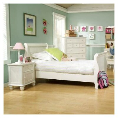 Legacy Classic Furniture on Legacy Classic Furniture Summer Breeze Sleigh Bedroom Collection