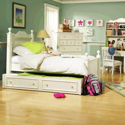 Cheap Summer Breeze Low Poster Bed (LCF1406)