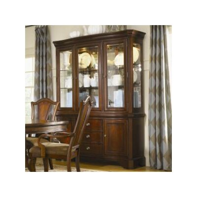 American Traditions China Cabinet