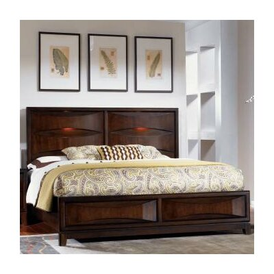 Buy low price legacy classic furniture morgan lane lighted for Lane bedroom furniture