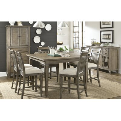 Brownstone Village Pub Table Set