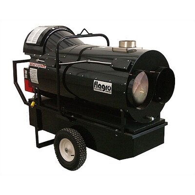 400,000 BTU Portable Propane Forced Air Utility Heater Fuel Type: Propane Fired