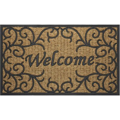 Gilliard Vines Doormat