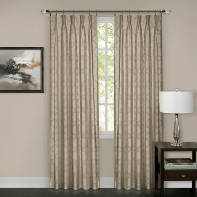 Windsor Pinch Pleat Blackout Curtain Panel