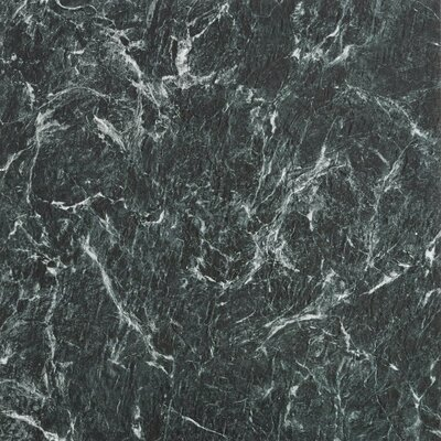 Majestic Verde Self Adhesive 18 x 18 x 2mm Vinyl Tile in Green