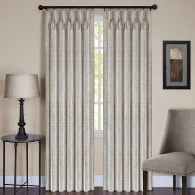 Parker Single Curtain Panel