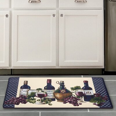 Chateau Kitchen Mat