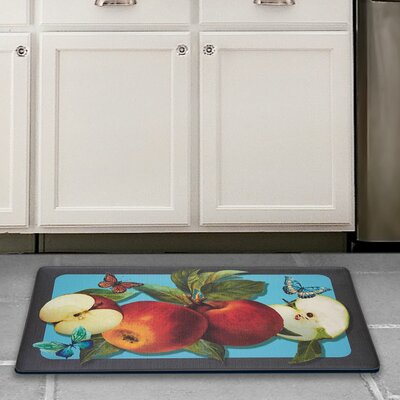 Golden Delicious Kitchen Mat