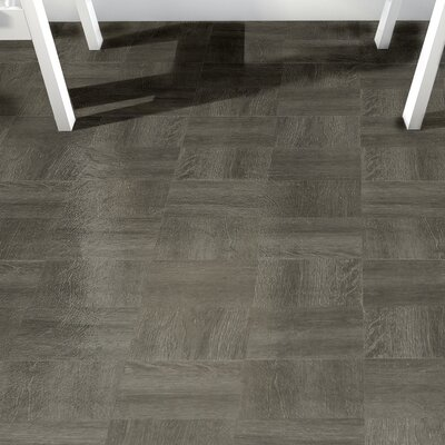 Nexus 12 x 12 x 1.2mm Vinyl Tile in Gray