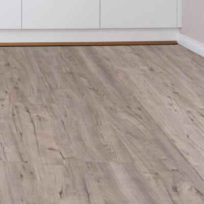 Sterling 6 x 36 x 2mm Vinyl Plank in Gray
