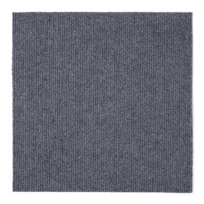 Nexus 12 x 12 Carpet Tile in Gray