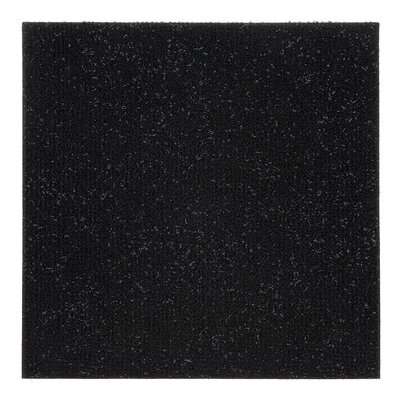 Nexus 12 x 12 Carpet Tile in Black