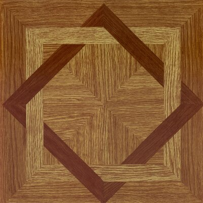 Tivoli Wood Diamond 12 x 12 x 1.2mm Luxury Vinyl Tile