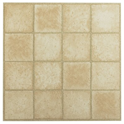 Tivoli 16 Square Sandstone 12 x 12 x 1.2mm Luxury Vinyl Tile