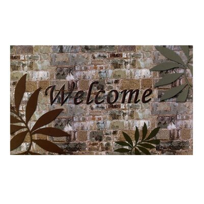 Welcome Palms Doormat