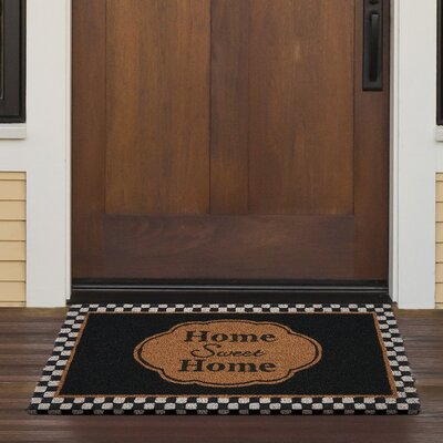 Pfaeffle Sweet Home Coir Doormat