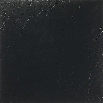 Nexus Self Adhesive 12 x 12 x 1.2mm Vinyl Tile in Black