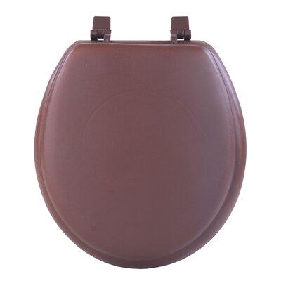 Fantasia Soft Standard Toilet Seat Finish: Chocolate