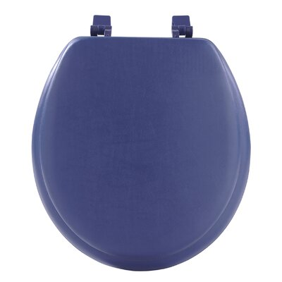 Fantasia Soft Standard Toilet Seat Finish: Navy