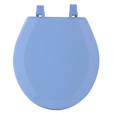 Fantasia Standard Toilet Seat Finish: Light Blue
