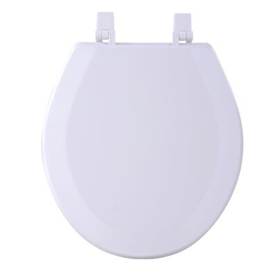 Fantasia Standard Toilet Seat Finish: White