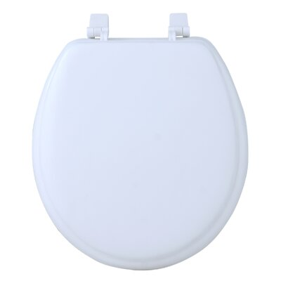 Fantasia Soft Standard Toilet Seat Finish: White