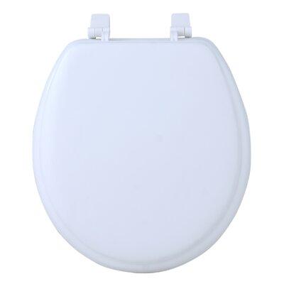 Fantasia Soft Standard Toilet Seat Finish: White