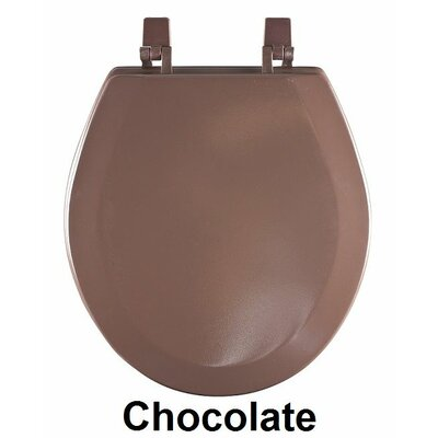 Fantasia Standard Toilet Seat Finish: Chocolate