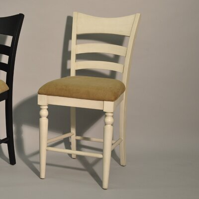 Stonebridge Dining Chair (Set of 2) Finish: Antique White