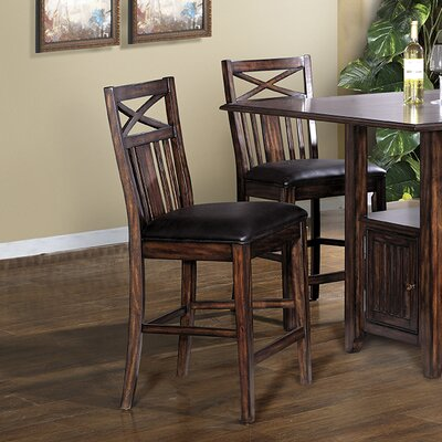 ECI Augusta Pub Height Counter Stool (Set of 2) at Sears.com