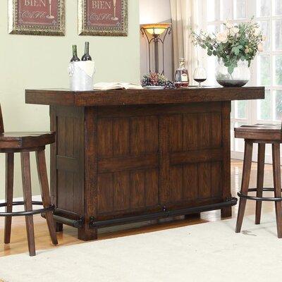 Gettysburg Premium Bar Cabinet