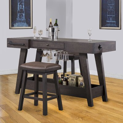 Lexington Series Kitchen Island Set