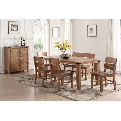 Shenandoah 6 Piece Dining Set