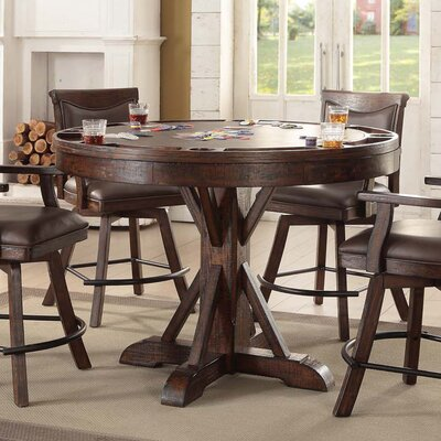 Gettysburg 5 Piece Pub Table Set