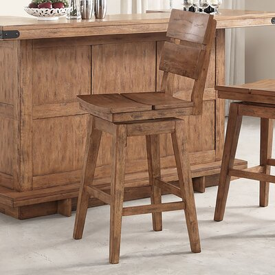 Shenandoah Swivel Bar Stool (Set of 2)