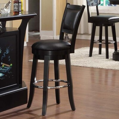 Goddard Series Swivel Bar Stool