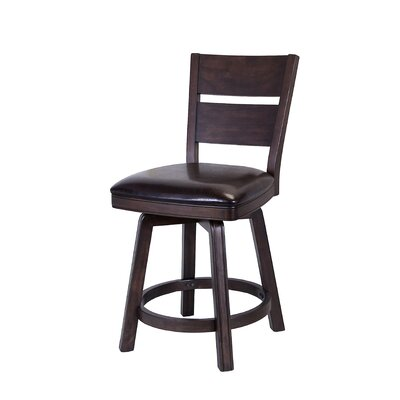 Pompano 24 Swivel Bar Stool (Set of 2)