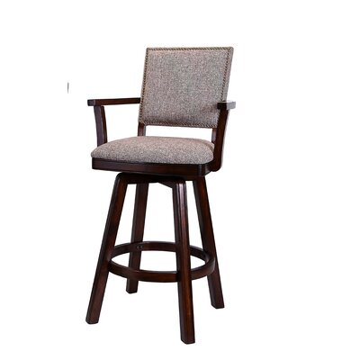 Homestead 24 Swivel Bar Stool (Set of 2)