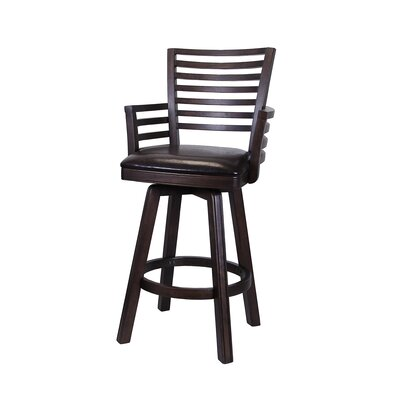 Dempsey 30 Swivel Bar Stool (Set of 2)